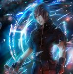 Final Fantasy XV:Noctis by Glass-Owl