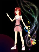Not Alone--Kairi's Corner by terriblenerd