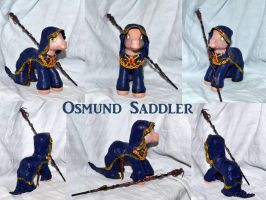 Osmund Saddler by Soulren