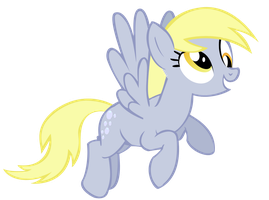 Flying Derpy by Names-Tailz