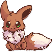 Eevee by Magicpawed