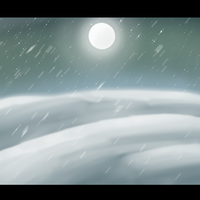 .:Snowy Scene:. by Squidub