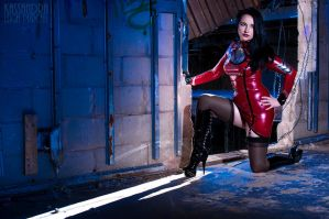 Rubber Darling by KassandraLeigh