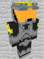 Agent Washington Minecraft Skin Preview by THATANIMATEDGUY