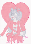 Loving Mouse by DestroyedChildhood