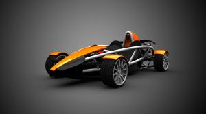 Ariel Atom Studio by gbpackers