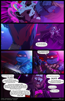 TMNT: Showdown - Page 27 by Ahrrr
