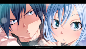 Gruvia Love Team by kvequiso