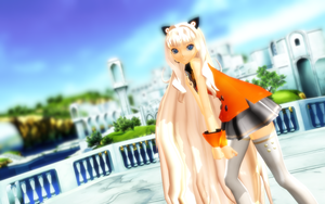 MMD SeeU  2 by thechevaliere