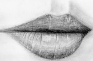 Lips. by Imanelf
