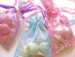 Scented Beads Packaging by MigotoChou