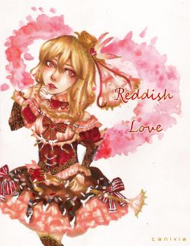 Reddish Love by lablejung