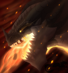 Deathwing by xBlackfangx