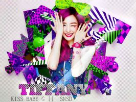 TIFFANY-BABY G by jaz1185