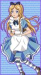 Alice in Wonderland by cambarsby