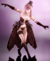 Lightning - Etro's Cabaret - 07 by HentaiAhegaoLover