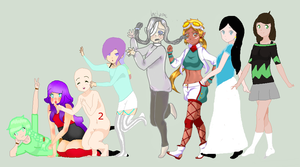 Awesome group Collab!(Closed!) by MintyMagic74