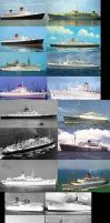Ocean Liners of Alang by 121199