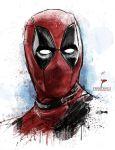 Deadpool fanart by Prestegui