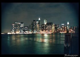 city lights I by rakastajatar