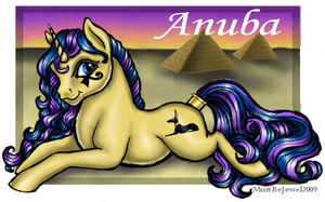 Anuba by MustBeJewel