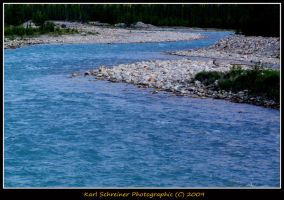 Mountain Stream by KSPhotographic