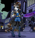 Halloween or Ghouls Rule by Tosha22