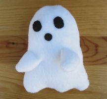 El Ghosty Plush by Neoitvaluocsol