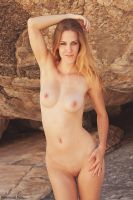 Ashley Nude 10 by RaymondPrax