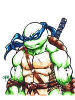 OTA:WW:Con: Leonardo by FooRay
