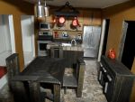 Accessorized Dollhouse Kitchen by kayanah
