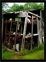 Not So Complete Shed by ScaperDeage