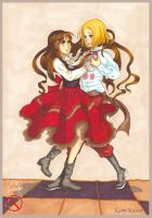 APH: Let's dance by momofukuu
