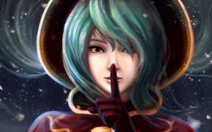 LoL - Silence is Golden by cubehero