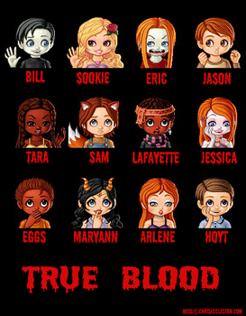 True Blood by Nessxxx