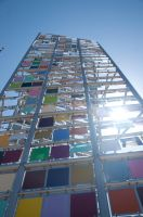 Tower of Color 1 by Druhzin