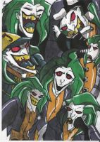 Jokers by Xentralus