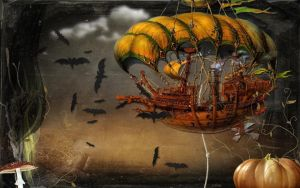 pumpkins time by libidules