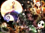 Nightmare before Xmas Wallpape by TerryXart