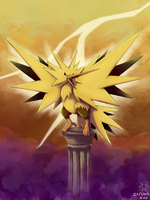 The Lightning Bird by Twime777