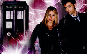 Doctor-Rose Wallpaper by Dark-Slytherin