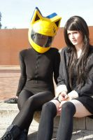 Celty by Rainbow-Flavour