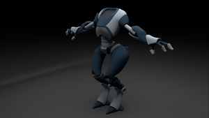 Secubot WIP by betasector