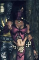 Mileena by ANgELoNlINe23