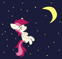 [NTG1] Roseluck Sulks in Spaaaace by Fuzzlepuzzle