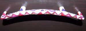 Custom Painted handle 2 by whsprluv69