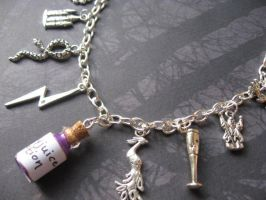 Perfectly Potter Necklace by SpellsNSpooks