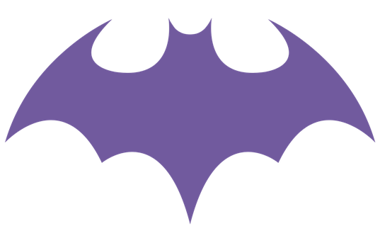 Accomplished image throughout batgirl logo printable