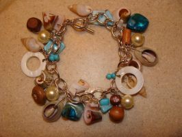 By The Seashore Bracelet by bitemekthx