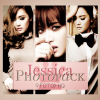 Photopack Jessica-SNSD 007 by DiamondPhotopacks
